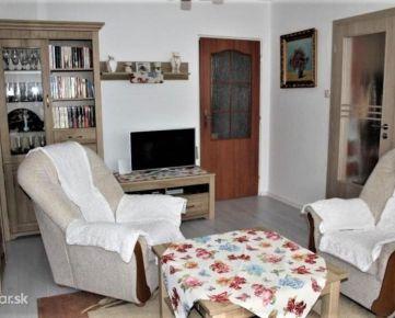 Krásny, slnečný 3i byt vo vyhľadávanej lokalite v Galante.