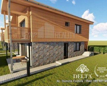 DELTA - Apartmánové domy v Slovenskom raji na predaj v obci Hrabušice