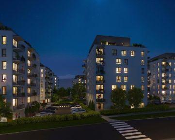 3D PREHLIADKA: 4 izbový byt A73 v Dúbravách