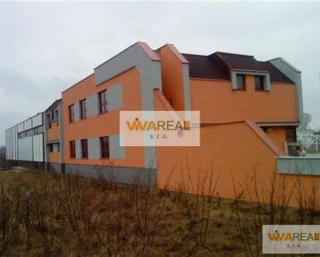 VIVAREAL*  Veľký prevádzkový areál v priemyselnej časti mesta , výmera 6 337m2.Trnava