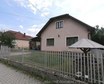 Exkluzívne! Predaj rodinný dom s pozemkom 548m2, Turie
