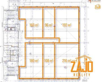 Veľkomoravská TN   Nebytové priestory 96m2 pre obchod a služby
