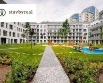 3iz.priestranný byt na prenájom – úplne nový – 2x balkón + 2x parking – novostavba Jarabinky - Ružinov.