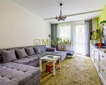 3- izbový byt na Muškátovej ulici