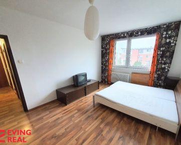 Čiastočne zariadený 1-izb.byt -vyhľadávaná lokalita Cabanova- Dúbravka