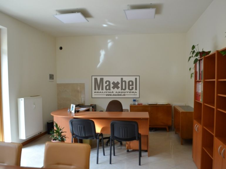 Kancelárie, administratívne priestory 27m2, kompletná rekonštrukcia