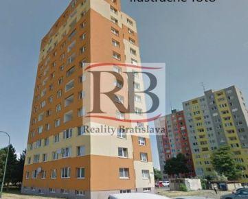 3-izbový byt na Ipeľskej ulici v Podunajských Biskupiciach