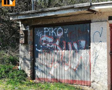 Žilina Rosinky na predaj garáž jednotlivá - ihneď k dispozícii