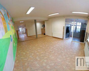 Kancelárske/Obchodné priestory na prenájom 105 m2 – Kominárska