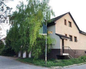 Trnava Spartakovská ul predaj dvojgeneračného 7 izbového rodinného domu s terasou