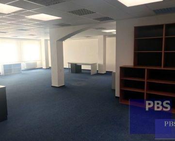 --PBS-- NA PRENÁJOM Veľký kancelársky priestor o výmere 205 m2 v centre mesta - PAULÍNSKA ulica