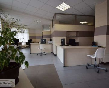 Znížená cena ! Kancelárie v centre mesta za 168 000 s DPH.