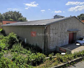 Predaj: skladová / výrobná HALA, 250 m2, Banská Bystrica