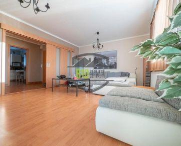 Vkusný, klimatizovaný trojizbový byt vo výbornej lokalite