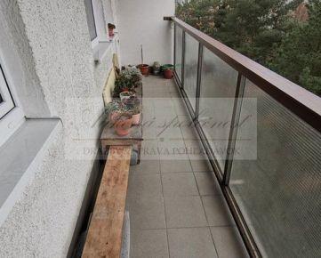 Dražba 3-izb. bytu v Karlovej Vsi - Bratislava IV