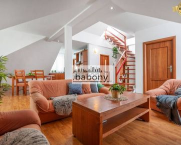 Rezervované - Veľkometrážny 3i byt s terasou na Nivách