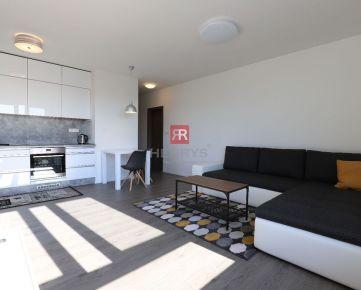 HERRYS - na prenájom 2-izbový kompletne zariadený byt s krásnym výhľadom