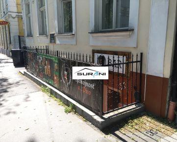 Prenájom, nebytového priestoru, 85m2, Štefanovičova ulica  - Staré Mesto.