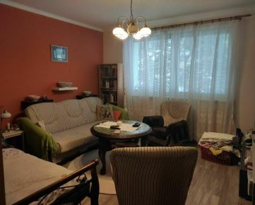 2.izbový byt bez loggie - sídlisko Sekčov - ulica Alexandra Matušku