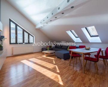 SVOBODA & WILLIAMS I 2 izbovy byt Staré Mesto