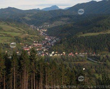 Pozemok s krásnym výhľadom v obci Povina k dispozícii až 1800m2