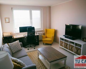 Garbiarska ul.- predáme krásny, prerobený 3 izb.byt, 74m2 s balkónom