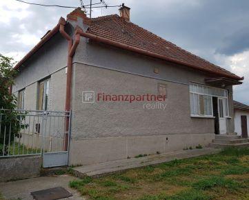 2-izbový RD v obci Kľučovec  (007-12-REM)