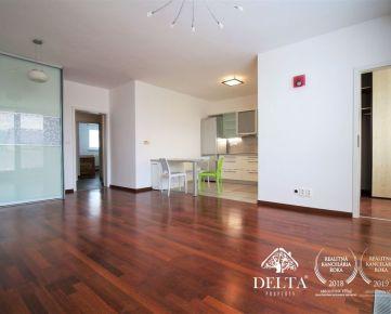 DELTA   3 izbový byt na prenájom blízko centra, Vlárska ulica, Trenčín (80m2)