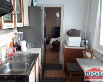 Rezervované! Sereď- 3 izb.byt v centre mesta o výmere 69m2 s balkónom na predaj