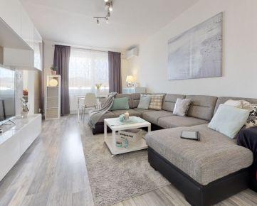 3 izbový byt s výbornou dispozíciou v Pezinku