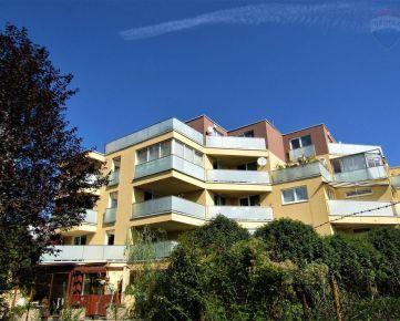 Predaj 2 i. tehlový byt s terasou, balkónom a parkovaním na začiatku Vrakune - novostavba VILA LUJZA