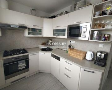 HALO REALITY - Predaj, trojizbový byt Trnava