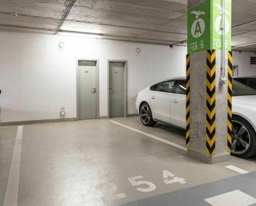 Citypark ružinov parkovacie miesto a sklad v podzemnej garáži