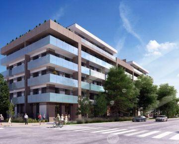 REZERVÁCIA (B05.18) 1-izbový byt v projekte Komenského rezidencia