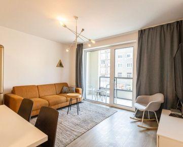 Ponúkame EXKLUZÍVNE na prenájom 2-izbový byt v novostavbe Urban Residence.