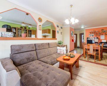 4-izbový byt po čiastočnej rekonštrukcií s loggiou na Ul. Nám. Ľ. Štúra, Moldava nad Bodvou