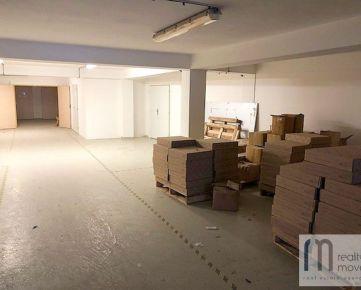 Skladové priestory na prenájom – 32,5 m2 – Slovnaftská