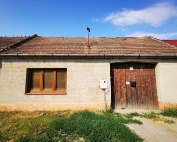 Dražba rodinného domu využiteľného aj na rekreáciu v obci Vištuk, okres Pezinok