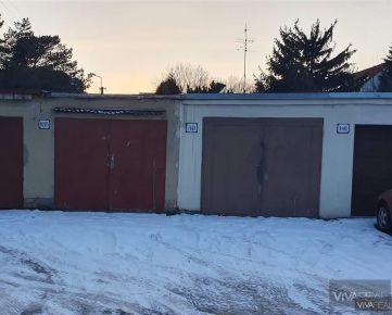 VIVAREAL*2x Prenájom garáže, výmera 20 m2, ul. Š. C. Parráka, vnútroblok ul. Študentská