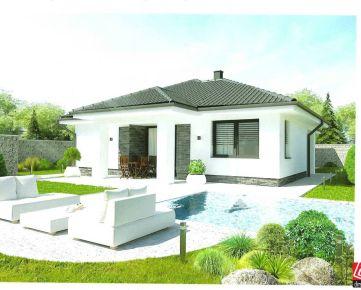 Direct Real - Novostavba 4 izbového domu s veľkorysou dispozíciou, pozemok 688 m2
