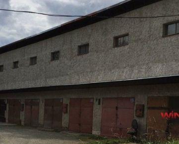 REZERVOVANÉ. Ponúkame na predaj garáž, Podháj, Sládkovičova ulica, sídlisko: Radvaň, B.Bystrica