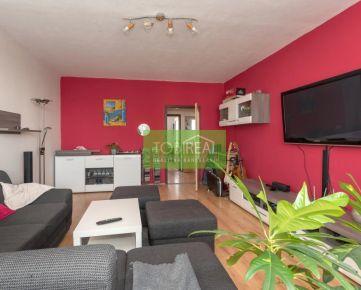 Priestranný 3 izbový byt, loggia, 83 m2, Košice - Ťahanovce