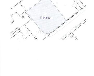 Na predaj stavebný pozemok Trnava, Višňová ul.