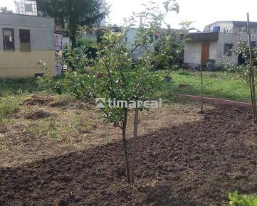 TIMA Real - ponúka záhradu v Trnave časť Štrky