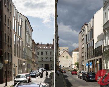 3-izb. byt v čerstvo skolaudovanej novostavbe, terasa + 2x balkón, BA - Staré Mesto