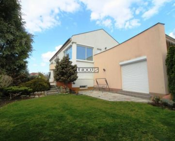 LEXXUS-PREDAJ, priestranný 6i rodinný dom, Záhorská Bystrica - BA IV.