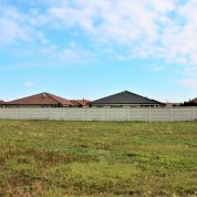 Pozemok pre rodinné domy 2087m2
