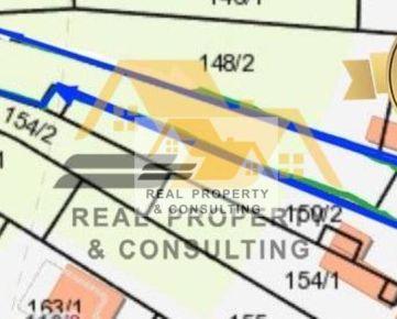 Predám stavebný pozemok v obci Dolný Ohaj