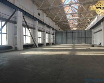 Prenájom-HALA-648 m2, výrobné alebo skladové priestory, Ružinov