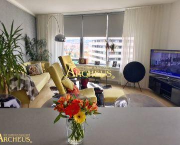Nádherný 4-izbový byt - TRI VEŽE s panoramatickým výhľadom